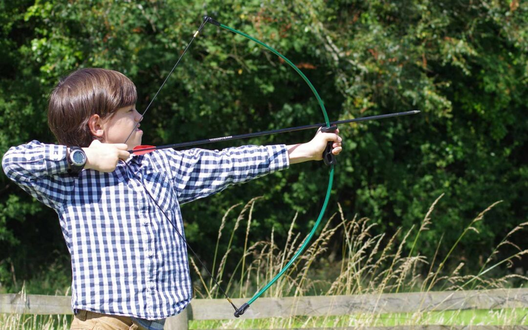 Getting Started: Bow And Arrow For Kids