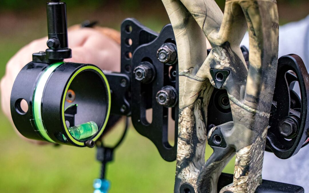 How to Adjust a Bow Sight