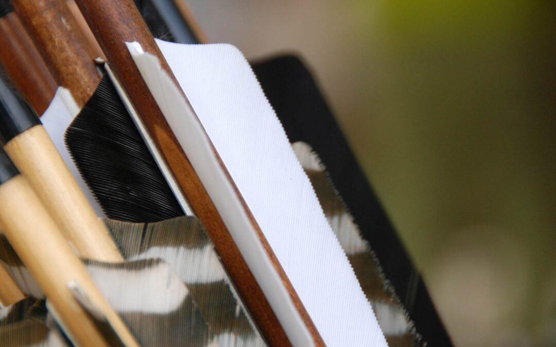 Arrow Fletching: Feathers Vs Vanes