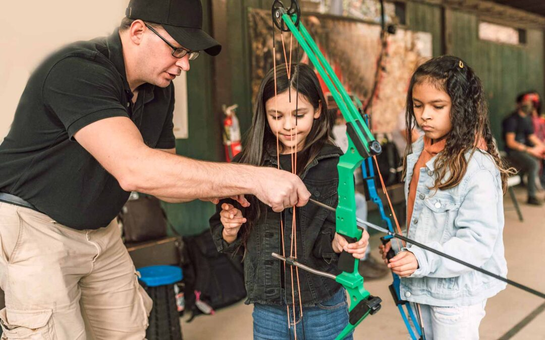 How To Buy Your First Archery Set